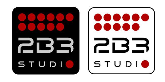Logo 2B3 Studio