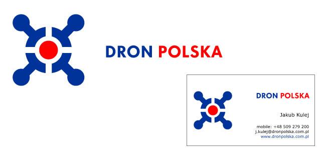logotyp dron polska